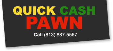 Quick Cash Pawn Shop logo